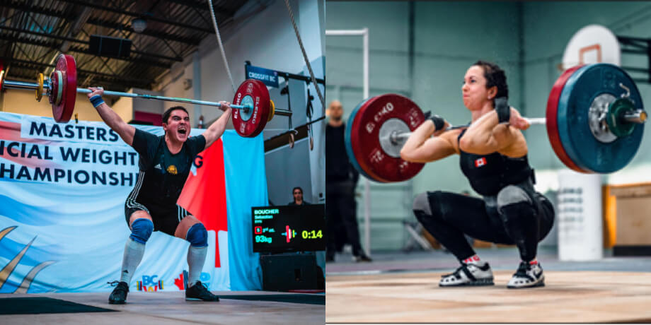 About Olympic Weightlifting